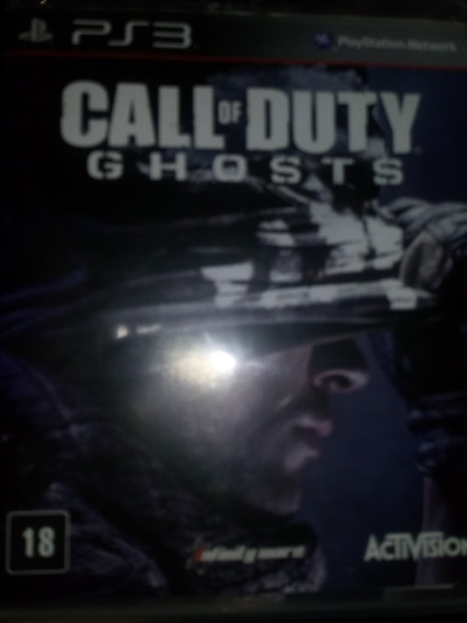 Game Ps3 Call Of Duty Ghosts