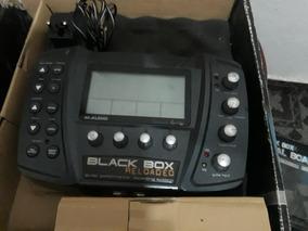 Pedal De Guitarra Black Box + Foot Controlador