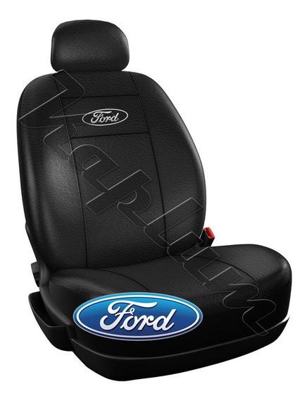Funda Cubre Asiento Cuero Ford Ka + Freestyle Trasero 60/40