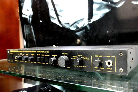 Amplificador Integrado Cygnus Ac-200