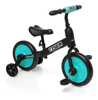 Bicicleta Camicleta Triciclo Balanceo Rodado 12 Y Reforzada