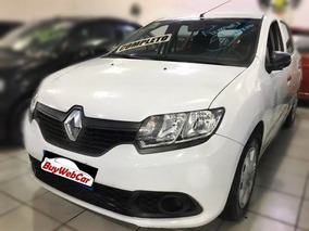 Sandero 1.0 Authentique 16v 2016