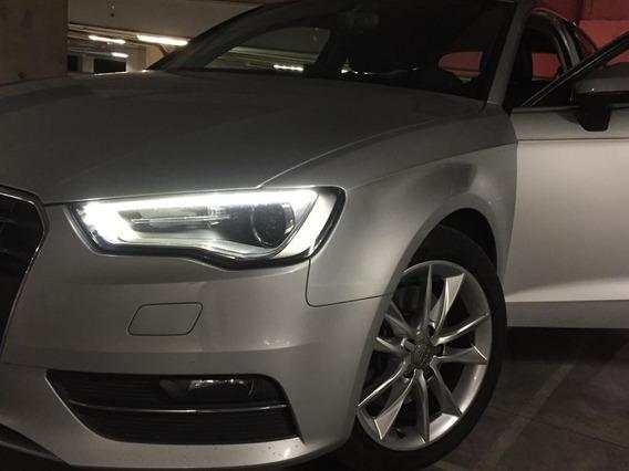 Audi A3 1.8 Ambiente Plus S-tronic Piel