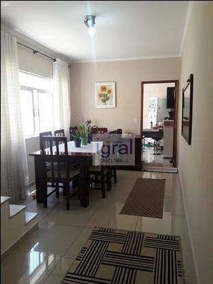 Imagem 1 de 30 de Sobrado À Venda, 100 M² Por R$ 980.000,00 - Jardim Oriental - São Paulo/sp - So0425