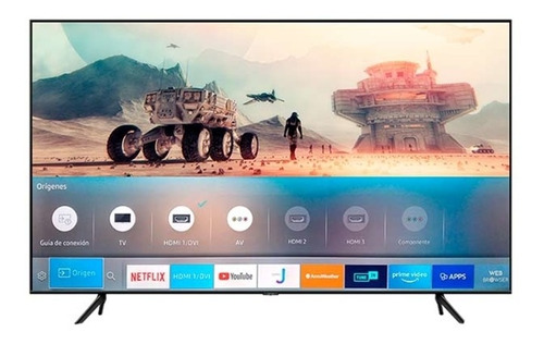 Imagen 1 de 9 de Samsung 55q60t Qled 2020 Nuevo Sellado 1 Año De Garantía