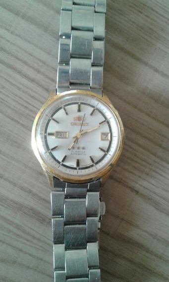 Relógio Oriente Original Japonês
