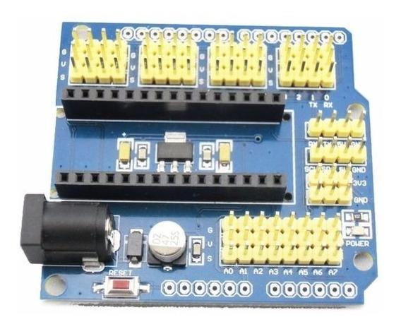 Adaptador Base Para Expansão Do Arduino Nano V3.0 Shield