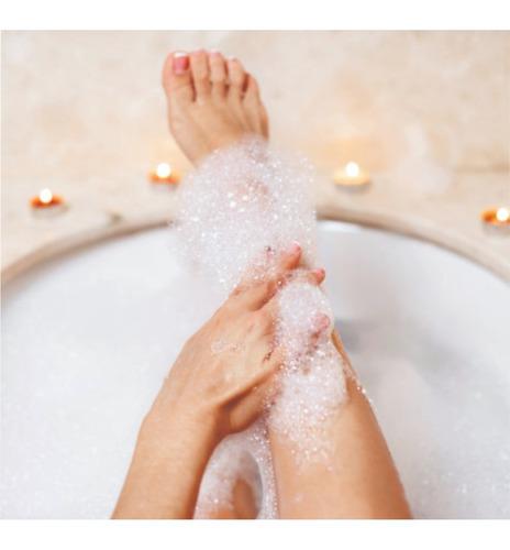 Espuma O Burbujas Para Tina De Baño O Jacuzzi, Organic 500ml