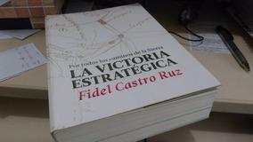 Fidel Castro - La Victoria Estratégica: Por... Frete Grátis