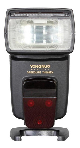 Flash Yongnuo Yn568ex Ttl Speedlite Para Nikon Seminovo