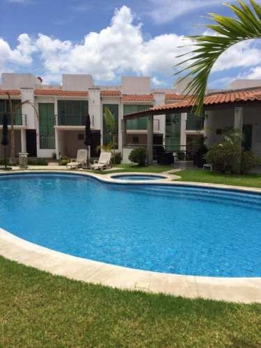 Casa En Condominio En Residencial El Palmar