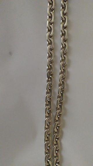 Cordão De Prata 950 - 125g, 50cm