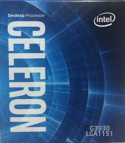 Intel Celeron G3930 Lga1151 2.90ghz 2mb