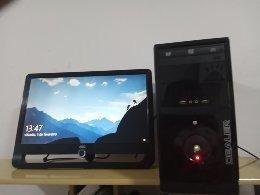 Computador Hd 320 Gb ,2gb Ram Intel Aton Dc 330.Munit21 Pol