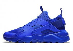 Tênis Nike Air Huarache Run Ultra Racer Blue -100% Original