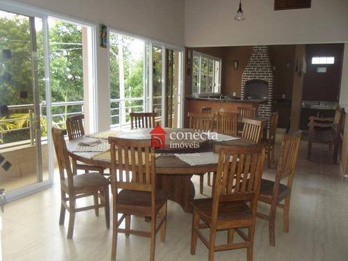 Casa À Venda, 305 M² Por R$ 1.450.000,00 - Condomínio Alto Da Boa Vista - Paulínia/sp - Ca0467