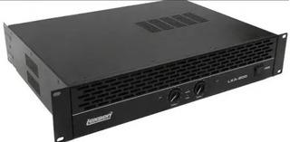 Ampli Potencia Lexsen Lxa900 900w Rms 1800w 18 Cuotas S/inte