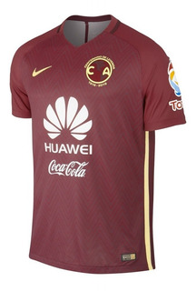 Jersey Águilas América Centenario Vino 2016 Nike Original