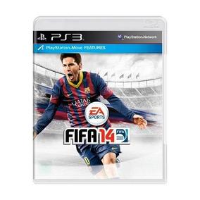 Jogo Fifa 2014 Video Game Ps3 Seminovo