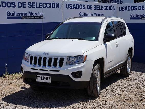 Jeep Compass Sport 2.4 Aut 2012