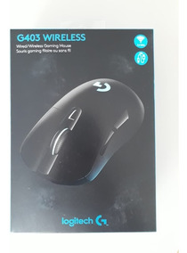 Gamer Mouse G403 Wireless Pronta Entrega No Brasil