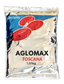 Tempero P/ Linguiça-aglomax Toscana-1.01kgx30kg De Massa