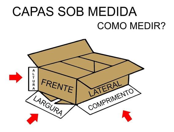 Capa Sob Medida (1m²) - Gabinete Cpu Teclado Impressora