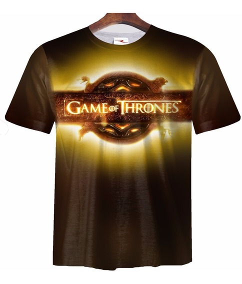 Remera Game Of Thrones Ranwey Cs412