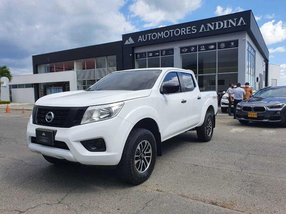 Nissan Frontier Np300 2018 2,5 Mec. 4x4 543