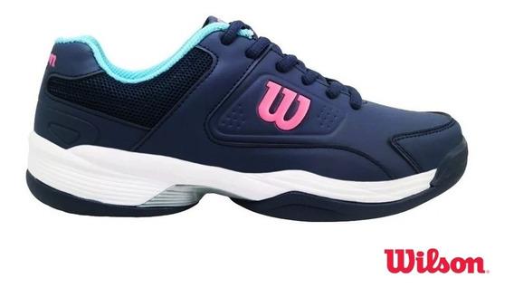Zapatillas Tenis Padel Wilson Game 2.0 Mujer Bairesdeportes