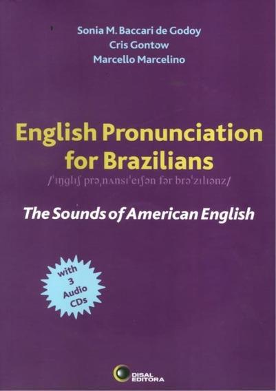 English Pronunciation For Brazilians - The Sounds Of Ameri
