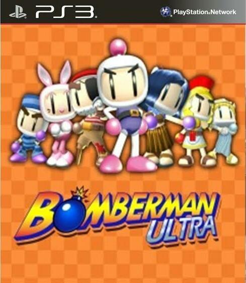 Ps3 Bomberman Ultra Playstation 3 ( Inglês) Jogo Em Oferta