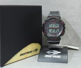 Relógio Mormaii Masculino Modelo: Mo3650/8r - Nota Fiscal