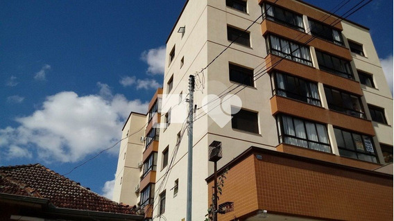Apartamento 1 Dormitório Com Amplo Terraço - 28-im417287