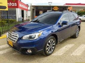 Subaru Outback 3.6r Awd Tp 3600cc Sw