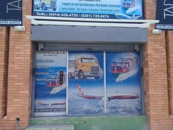 Local Comercial En Alquiler En Maracaibo Atgt. Mls.20-473