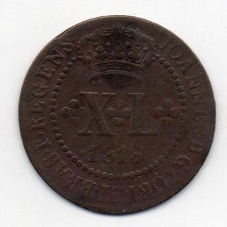 Xl Reis 1818r Goias E Mato Grosso