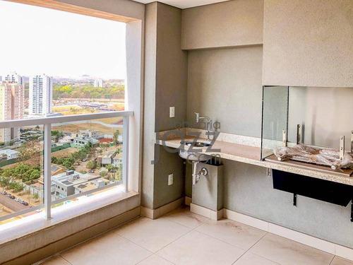 Apartamento Com 3 Dormitórios À Venda, 107 M² Por R$ 745.000,00 - Jardim Botânico - Ribeirão Preto/sp - Ap5070