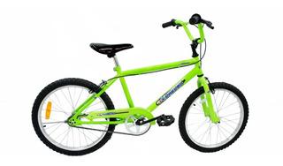 Bicicleta Paelmo Cross Rodado 20 Varón