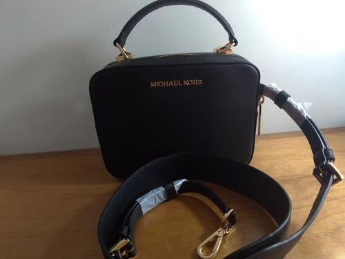 Bolsa Michael Kors Original Xbody Leather Orlando