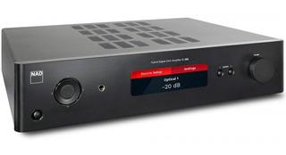 Nad C368 Amplificador De Alta Calidad Digital Dac - Audionet