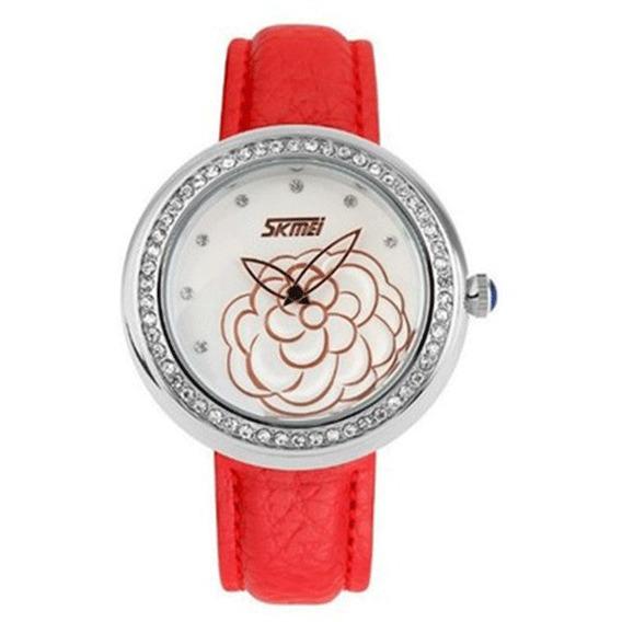 Relógio Skmei Analógico 9087 Vm-pr (3472)