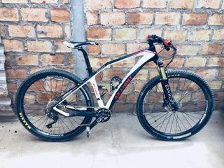Bicicleta Ax-light De Carbono