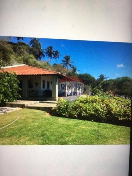 Casa De Praia No Melhor De Japaratinga - Alagoas - Ca0097