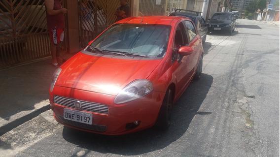Fiat Punto Elx 1.4 Fire Flex Ano 2008 Em Bom Estado!!