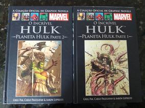 Planeta Hulk 1 E 2 Salvat Frete Grátis
