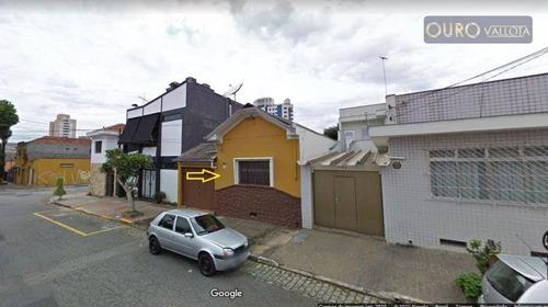 Casa Para Alugar, 110 M² Por R$ 3.000,00/mês - Alto Da Mooca - São Paulo/sp - Ca0408