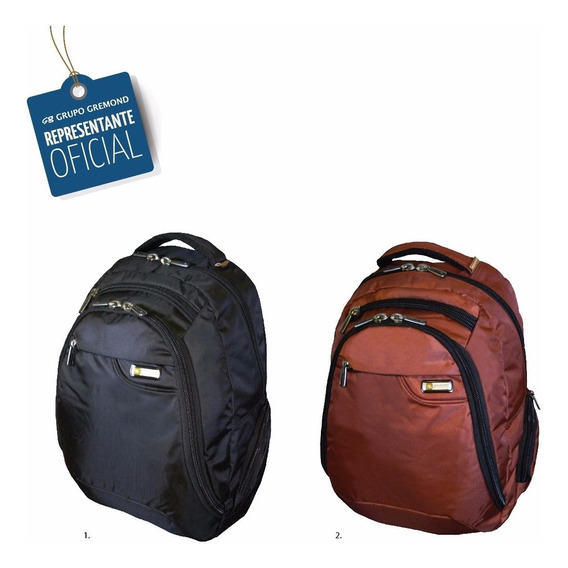 Mochila Gremond - Portanotebook - 2018 - 05720440