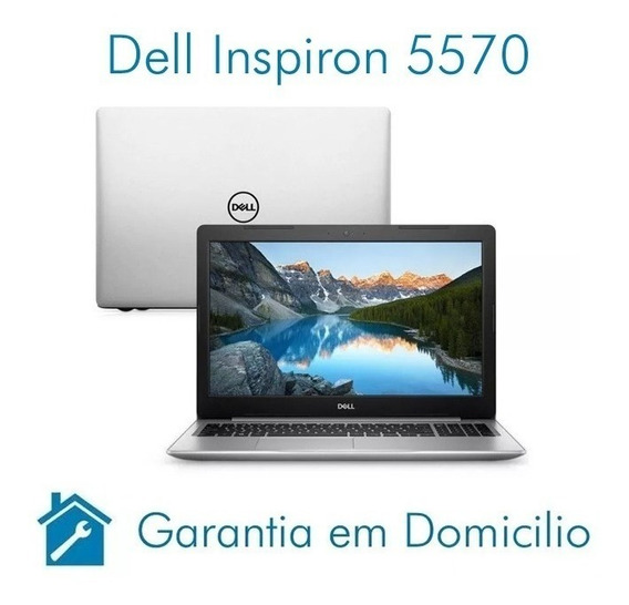 Notebook Dell Inspiron I5 8ª Ger 16gb Ssd240gb Hd 1 Terabite