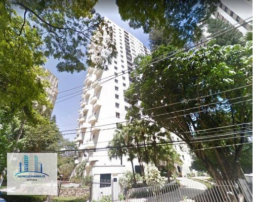 Imagem 1 de 9 de Apartamento Com 2 Dormitórios À Venda, 128 M² Por R$ 2.025.000,00 - Vila Nova Conceição - São Paulo/sp - Ap3562